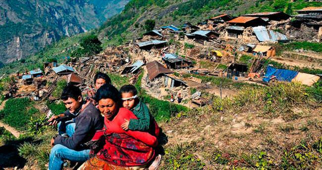 Köylere yardım çağrısı