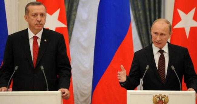 Erdoğan'dan Putin'e 'hayır'