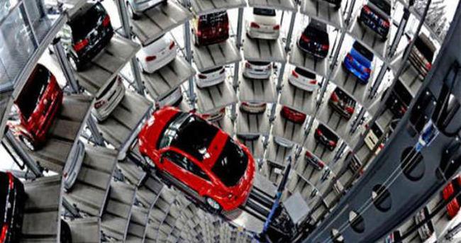Otomotivde rekor büyüme