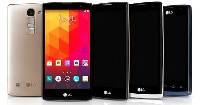 LG'nin ucuz telefonu Logos satışa sunuldu!