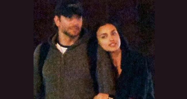 Irina Shayk'ın yeni sevgilisi Bradley Cooper