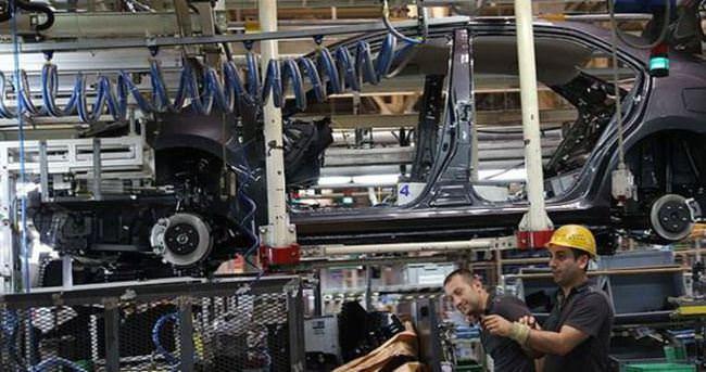 Otomobil pazarı dört ayda yüzde 57 büyüdü
