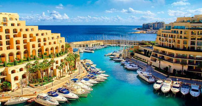 Akdeniz'in turizm ve dil merkezi: Malta