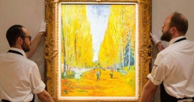Van Gogh rekor kırdı