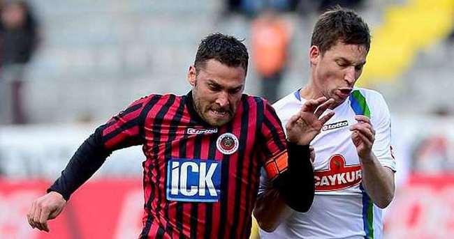 Dusco Tosic Trabzonspor'da