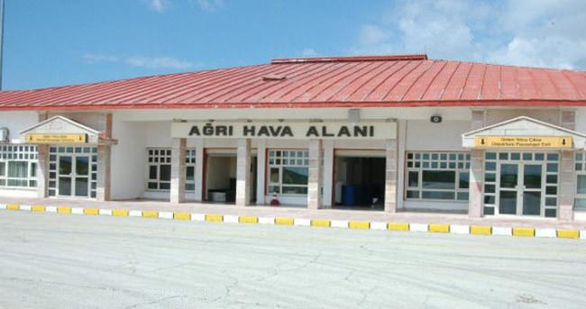 Ağrı Havaalanı'nın ismi değişti