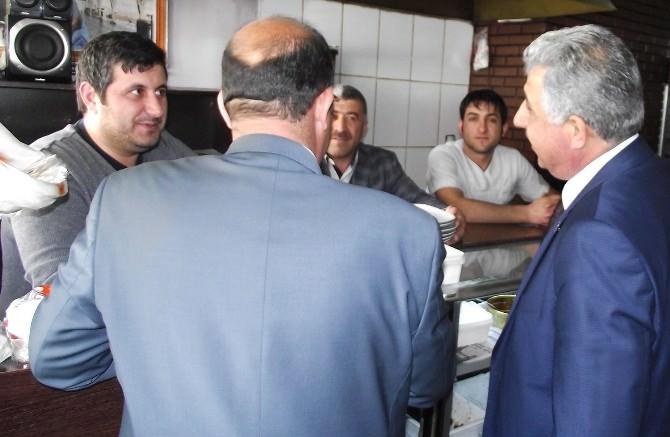 AK Parti Van Milletvekili Adayı Faruk Alpaslan'ın Seçim Çalışmaları