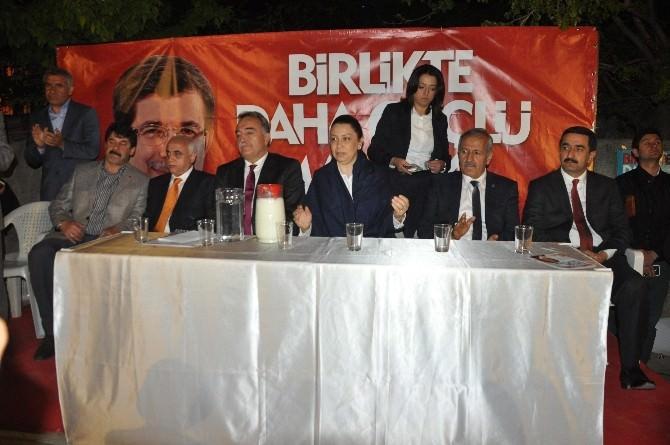 AK Parti Adayları Yıldıztepe Mahallesi'nde