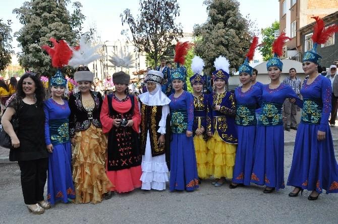 Balıkesir Yörük Türkmen Şöleni Başladı