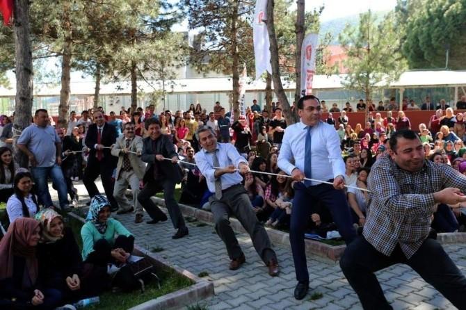 Hıdırellez Bayramı Amasya'da Coşkuyla Kutlandı