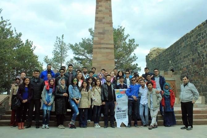 Üniversite Öğrencilerine Erzurum Gezisi...