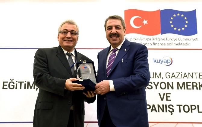 Samsun TSO'ya Kuyap Ödülü