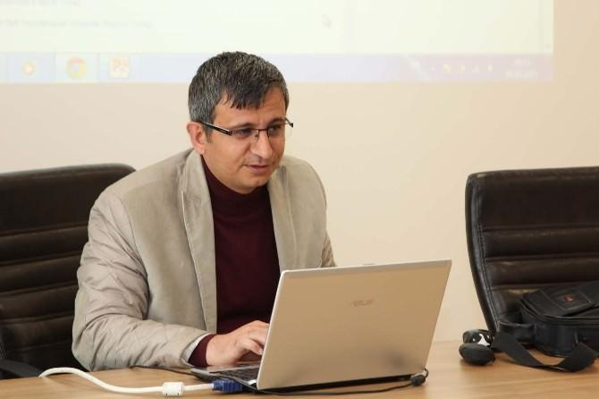BEÜ'de İş Sağlığı Ve Güvenliği Eğitimi Verildi