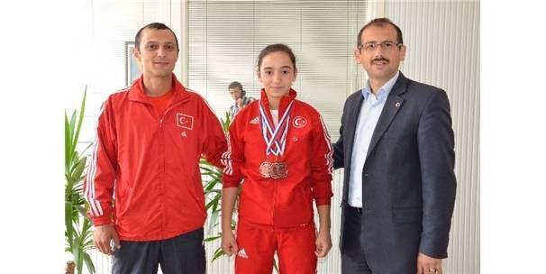 Nuray Levent Milli Takım Kampında
