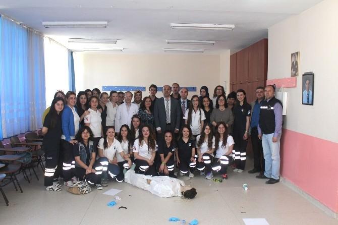 İl Emniyet Müdürlüğü'nden ESOGÜ Öğrencilerine Olay Yeri Eğitimi