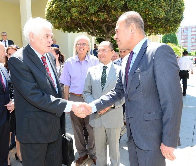 Karadağ Büyükelçisi Milic'ten Sözlü'ye Ziyaret
