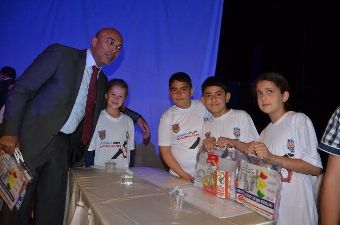 Karaman'da Okullar Arası Bilgi Yarışması