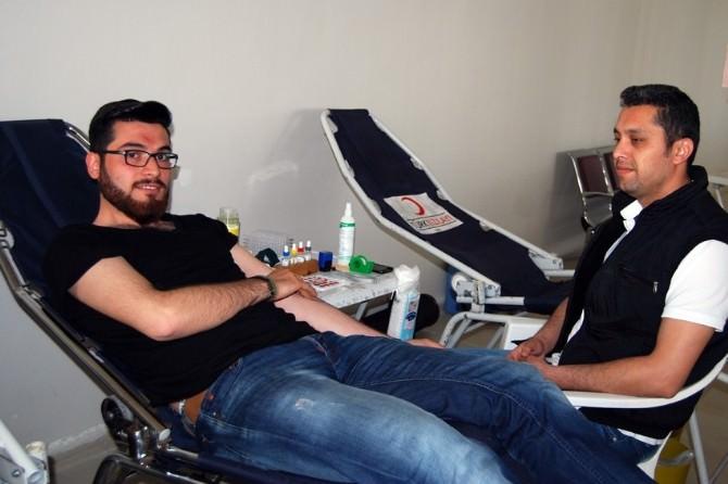 KMÜ'de Kan Bağışı Kampanyası