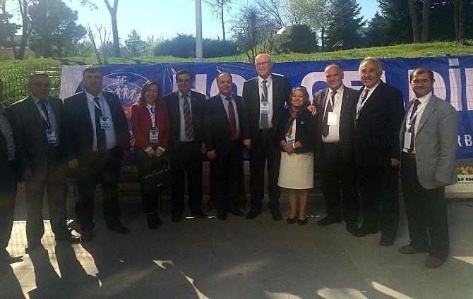 Başkan Kazım Kurt, Belediyeler Birliği'nin Encümen Üyesi Oldu
