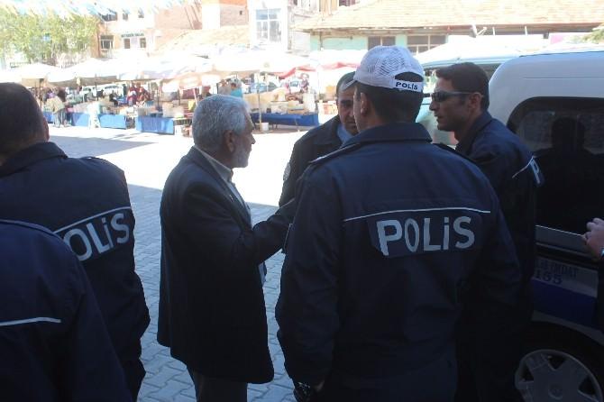 Kıbrıs Gazisini Dolandırılmaktan Polis Anonsu Kurtardı