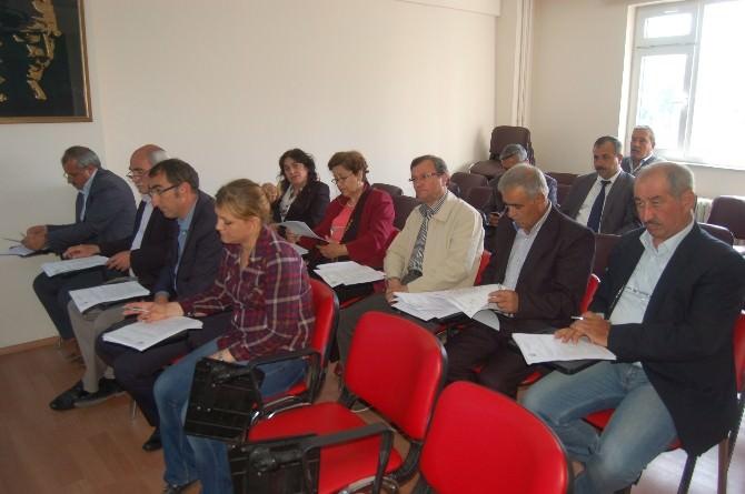 Lapseki Belediye Meclisi'nin Mayıs Ayı Olağan Toplantısı Yapıldı