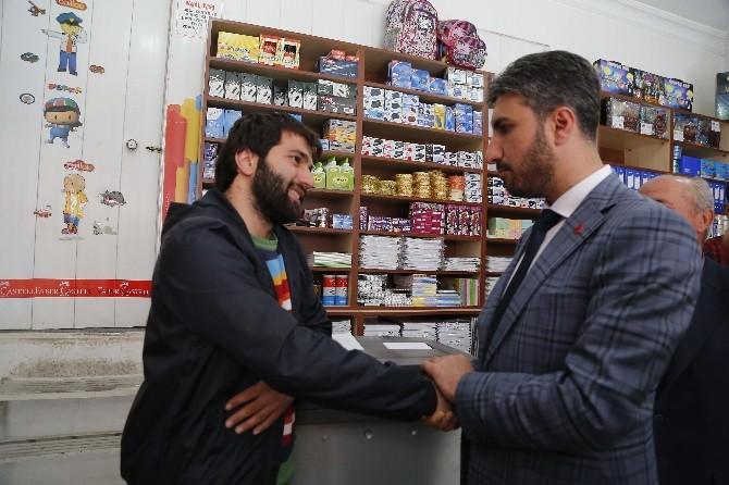 Milletvekili Adayı Marasalı: Türkiye'de Üretim Yok