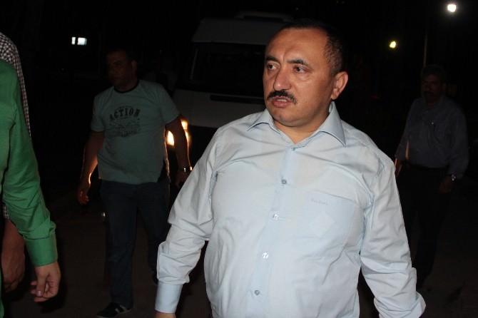 Gözaltına Alınan Savcı Şişman Emniyete Götürüldü