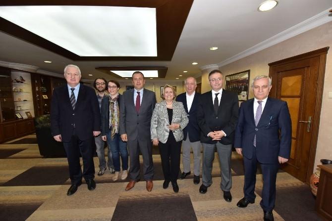 Akdeniz Üniversiteler Birliği 2015 Yılı Toplantısı KTÜ'de Yapılacak