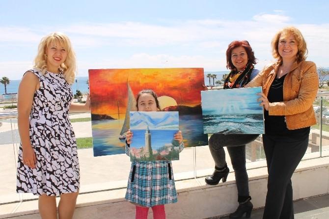 Rus Ressamların Gözüyle Antalya