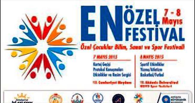 Antalya'da en özel festival başlıyor