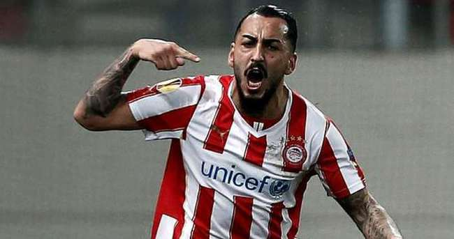 Mitroglou, Fenerbahçe'ye geliyor