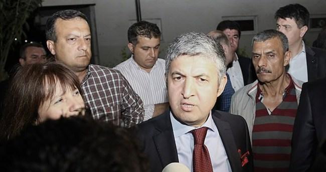 Tutuklanan Başsavcı Bağrıyanık Tarsus'a gönderildi