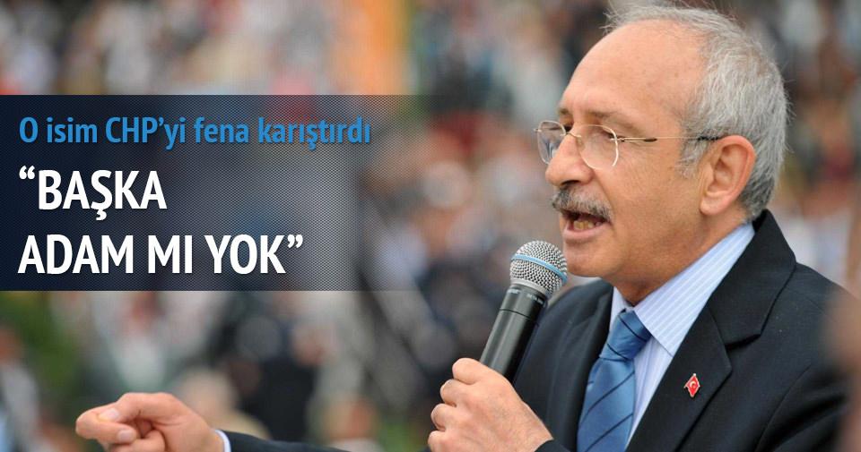 Ali Haydar Fırat CHP'yi fena karıştırdı