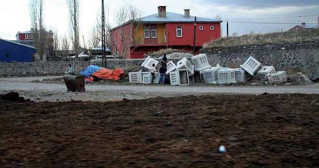 Kars halkının tezek isyanı