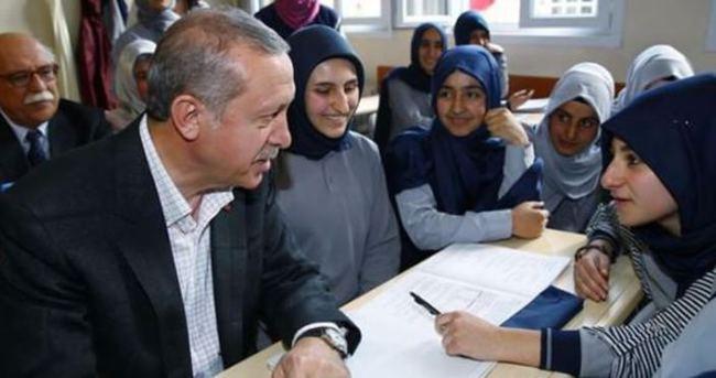 İHL'de Cumhurbaşkanı Erdoğan'ı gülümseten soru