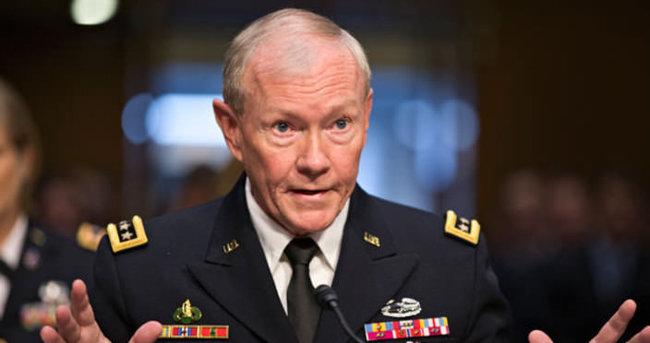 ABD Genelkurmay Başkanı'ndan Suriye'de güvenli bölgeye yeşil ışık