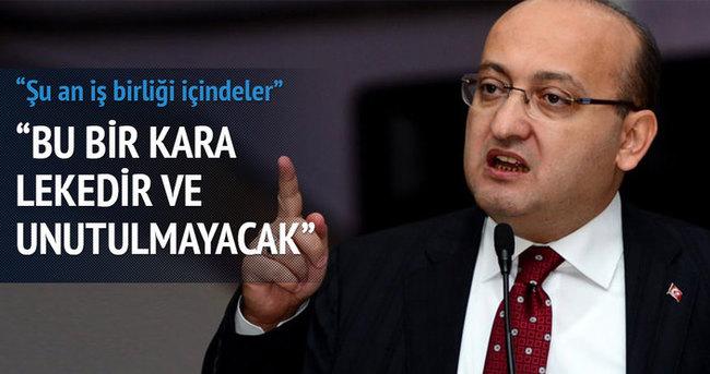 Akdoğan: Paralel Yapı ile HDP iş birliği içinde