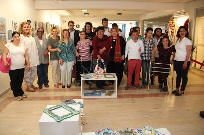 Bodrum'da 'Yaza Merhaba' Sergisini Vali Amir Çiçek Açtı