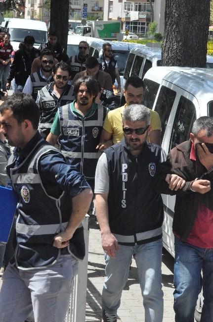 Bolu'da Hırsızlık Operasyonu: 11 Gözaltı