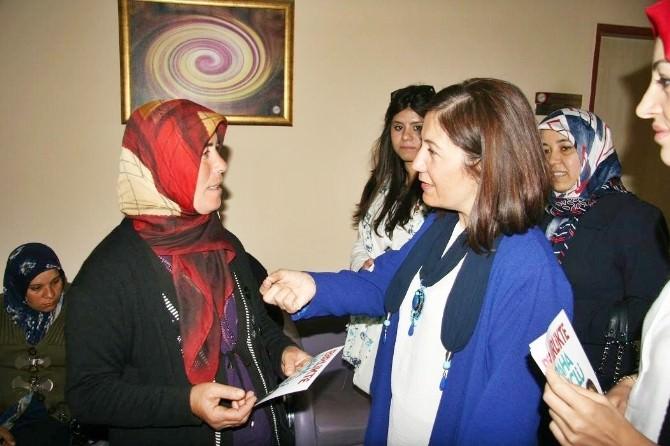 AK Partili Kurt'tan Anlamlı Ziyaret