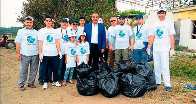 Ceyhan Belediyesi'nden örnek temizlik çalışması
