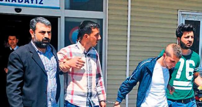 Esnaf cinayetinde haraç isteme iddiası