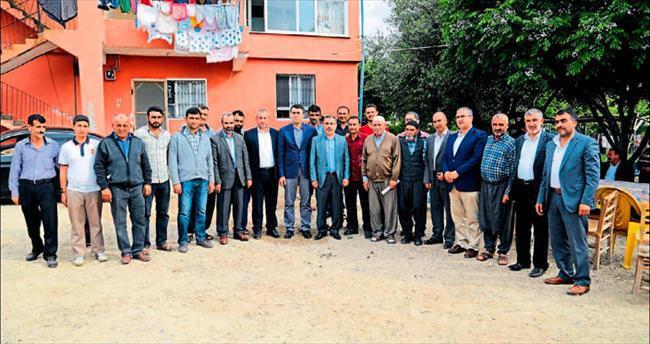 Başkan Çelikcan seçim turuna çıktı