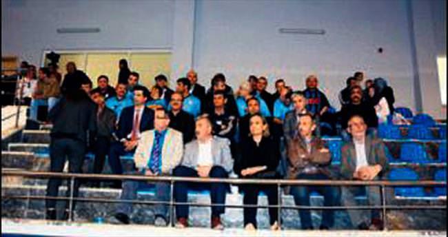 Voleybol turnuvası Şampiyonu Akyurt