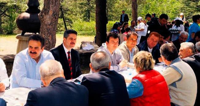 İpek: Tüm Türkiye'de huzurlu bir seçim istiyoruz