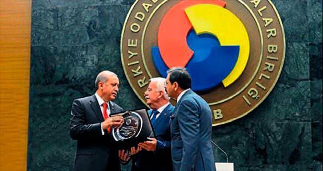 Fakülte talebini Erdoğan'a ilettiler
