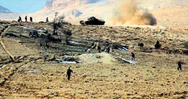 Rejim ve Hizbullah Kalamun'da ilerliyor