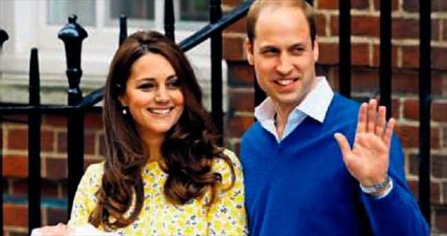 Kate ve William'dan basına bebek uyarısı