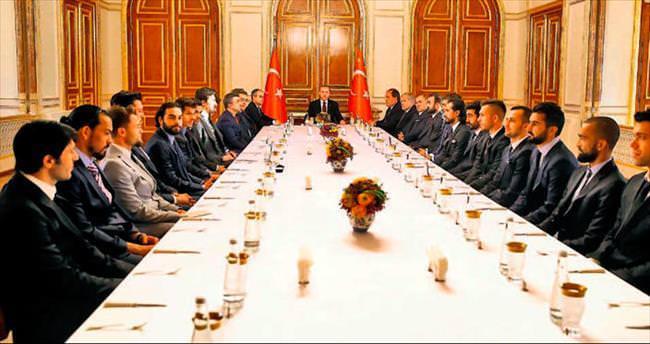 Cumhurbaşkanı Erdoğan'ı dinlediler ve...