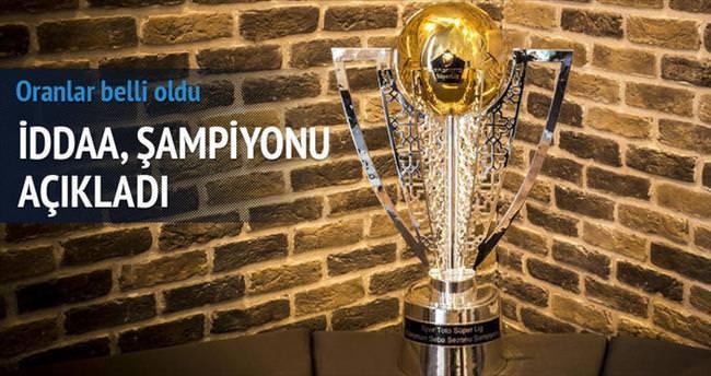 Şampiyonluğun favorisi Fenerbahçe